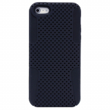 Apple iPhone 5/5s/SE Mesh Case Bulk - Black