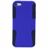 Apple iPhone 5/5s/SE Mesh Case Bulk - Blue