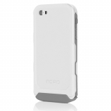 Apple iPhone 5/5s/SE Incipio Atlas ID Case - White/Gray