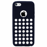 Apple iPhone 5c TekYa Spotz Case - Black