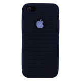 Apple iPhone 5c TekYa Mesh Case - Black/Black