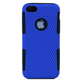 Apple iPhone 5c TekYa Mesh Case - Blue/Black