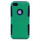 Apple iPhone 5c TekYa Mesh Case - Green/Black