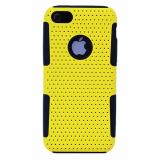Apple iPhone 5c TekYa Mesh Case - Yellow/Black
