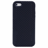 Apple iPhone 5/5s/SE TekYa Mesh Case - Black/Black