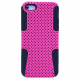 Apple iPhone 5/5s/SE TekYa Mesh Case - Pink/Black