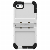 Apple iPhone 5/5s/SE Trident Kraken AMS Case - White/Black