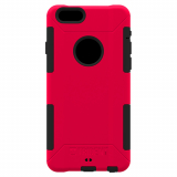 Apple iPhone 6/6s Trident Aegis Series Case - Red/Black