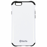 Apple iPhone 6/6s TekYa Capella Series Case - White/Black