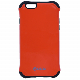 Apple iPhone 6/6s TekYa Capella Series Case - Orange/Black