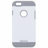 Apple iPhone 6/6s TekYa Vega Series Case - White/Gray