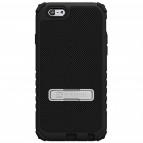 Apple iPhone 6/6s Beyond Cell Tri Shield Case - Black/Black