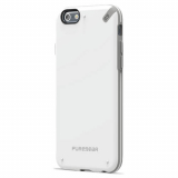 Apple iPhone 6/6s PureGear SlimShell Case - White