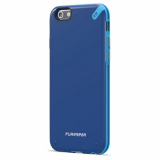 Apple iPhone 6/6s PureGear SlimShell Case - Blue
