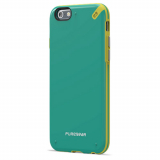 Apple iPhone 6/6s PureGear SlimShell Case - Teal/Lime