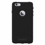 Apple iPhone 6 Plus/6s Plus Trident Aegis Series Case - Black/Black