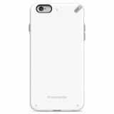 Apple iPhone 6 Plus/6s Plus PureGear SlimShell Case - White