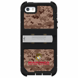 Apple iPhone 5/5s/SE Trident Kraken AMS Series Case - US Marine Camo