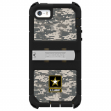 Apple iPhone 5/5s/SE Trident Kraken AMS Series Case - US Army Camo