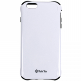 Apple iPhone 6/6s Plus TekYa Capella Series Case - White/Black