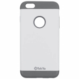 Apple iPhone 6 Plus/6s Plus TekYa Vega Series Case - White/Grey