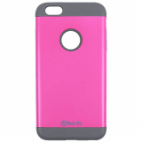 Apple iPhone 6 Plus/6s Plus TekYa Vega Series Case - Pink/Grey