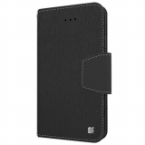 Apple iPhone 6 Plus/6s Plus Beyond Cell Infolio Leather Case - Black