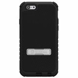 Apple iPhone 6 Plus Beyond Cell Tri Shield Case - Black/Black