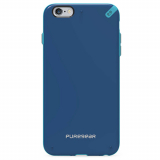 Apple iPhone 6 Plus/6s Plus PureGear Slim Shell Case - Blue
