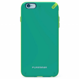 Apple iPhone 6 Plus/6s Plus PureGear Slim Shell Case - Mint/Lime Green