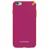 Apple iPhone 6 Plus/6s Plus PureGear Slim Shell Case - Pink/Orange