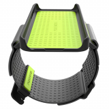 Apple iPhone 5/5S/SE PureGear PureMove Small/Medium Armband - Black/Green