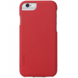 Apple iPhone 6 Skech Hard Rubber Series Case - Red