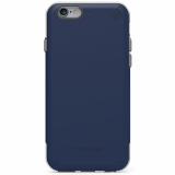 Apple iPhone 6/6s PureGear DualTek Pro Case - Blue/Clear