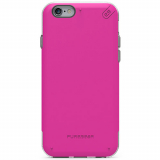Apple iPhone 6 Plus/6s Plus PureGear DualTek Pro Case - Pink/Clear