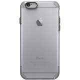 Apple iPhone 6 Plus/6s Plus PureGear Slim Shell Pro Case - Clear/Light Gray