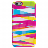 Apple iPhone 6 Plus/6s Plus M-Edge Echo Series Case - Bandage Stripes