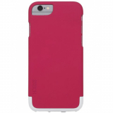 Apple iPhone 6 Plus/6s Plus Skech Hard Rubber Mix Series Case - Pink/White