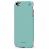 Apple iPhone 6 Plus/6s Plus PureGear DualTek Pro Case - Aqua/Clear