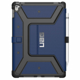 "Apple iPad Pro 9.7"" Urban Armor Gear Metropolis Folio Case (UAG) - Cobalt"