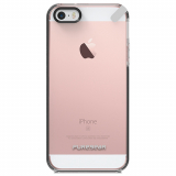 Apple iPhone 5/5s/SE PureGear Slim Shell Case - Clear/Clear