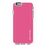 Apple iPhone 6/6s Body Glove Fusion Silk Case - Pink/White