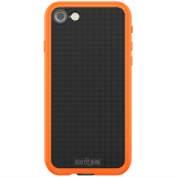 Apple iPhone 7 Dog & Bone WetSuit Impact Waterproof Case - Electric Orange