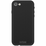 Apple iPhone 7 Dog & Bone WetSuit Impact Waterproof Case - Blackest Black