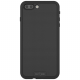 Apple iPhone 7 Plus Dog & Bone Wetsuit Impact Waterproof Case - Blackest Black