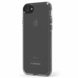 Apple iPhone 7 PureGear Slim Shell Case - Clear/Clear