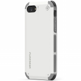 Apple iPhone 8/7 PureGear DualTek Case - Arctic White