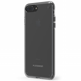 Apple iPhone 7 Plus PureGear Slim Shell Case - Clear/Clear