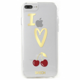 Apple iPhone 7 Plus Skech Fashion Series Case - Cherries