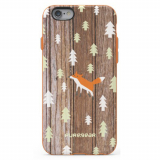 Apple iPhone 6/6s PureGear Motif Series Case - Wood Fox